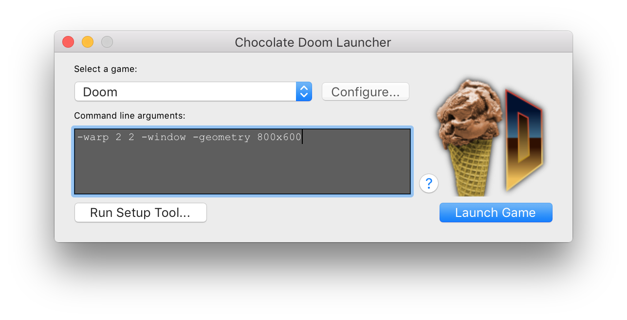Chocolate Doom on OS X, and GNUstep: fragglet — LiveJournal